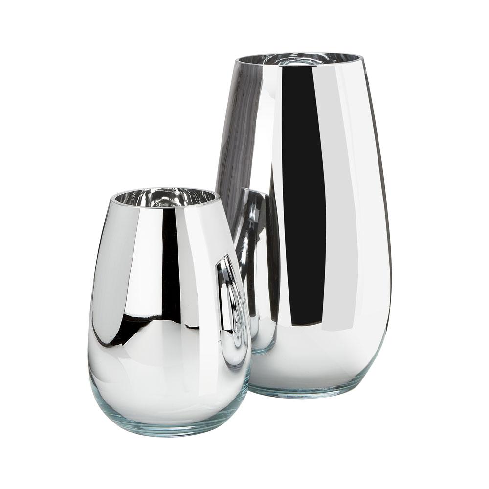 XC-005 Silver Vase