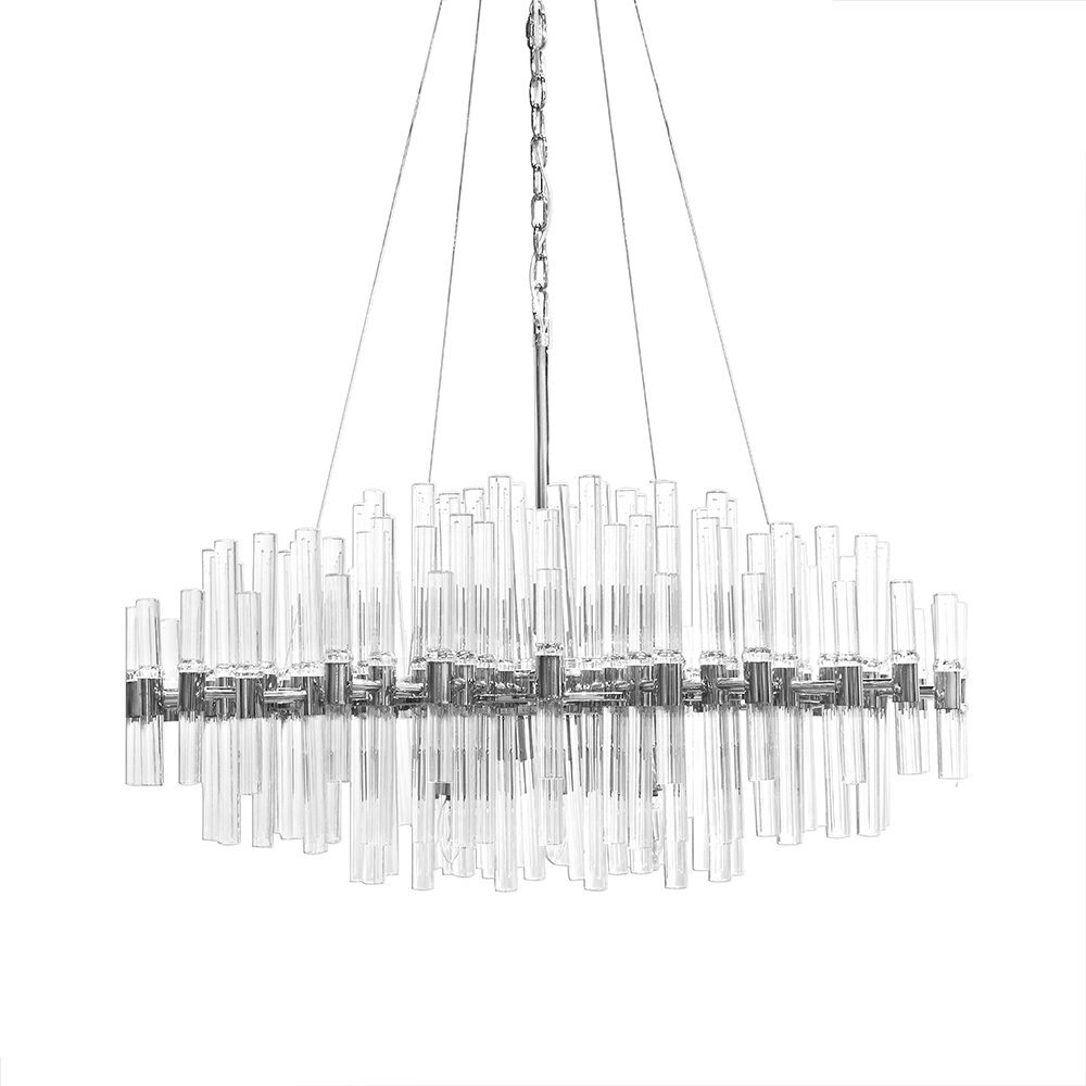 Chaminade Silver Chandelier