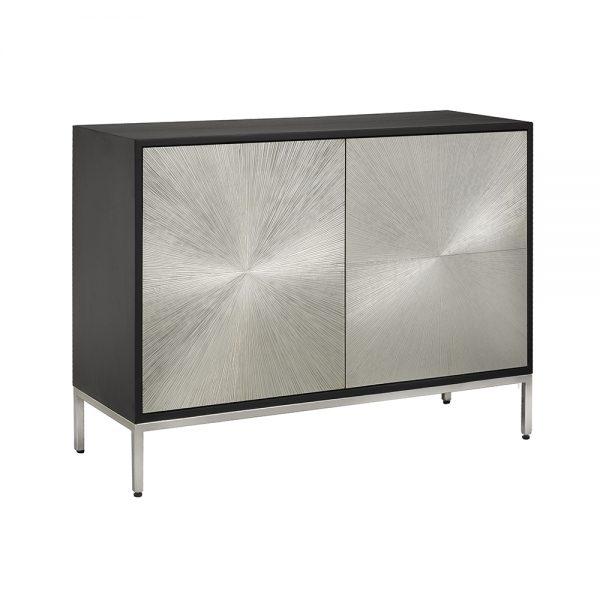 Sunray Silver Cabinet