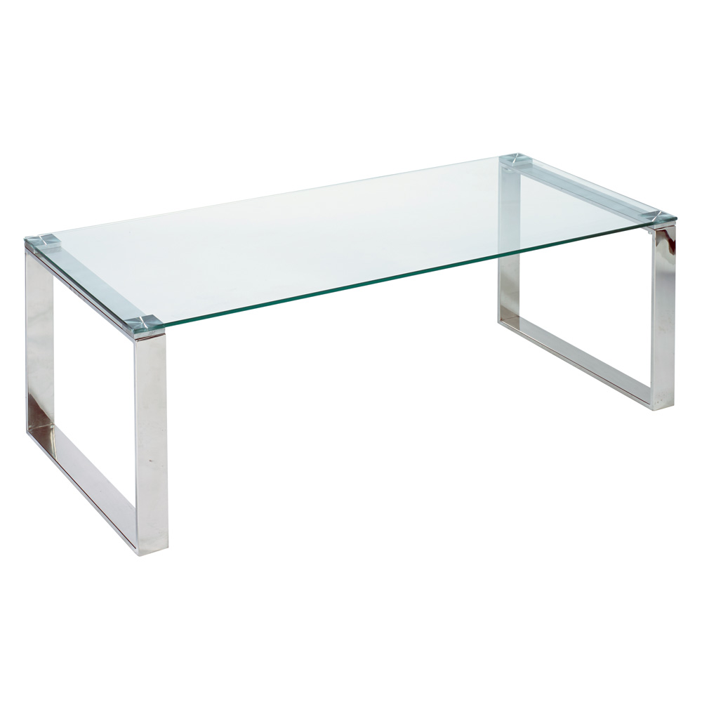 David Coffee Table: Condo Size