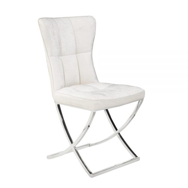 Lana Ivory Color Chair