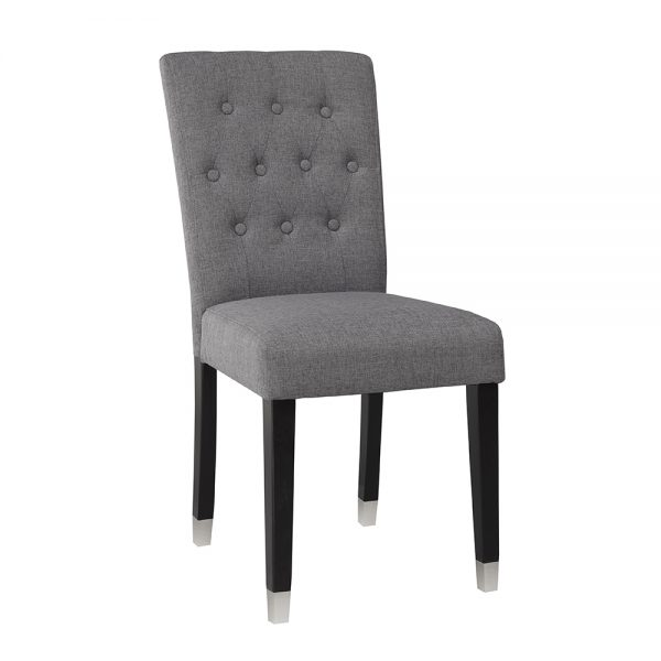 Elson Slate Fabric Dining Chair