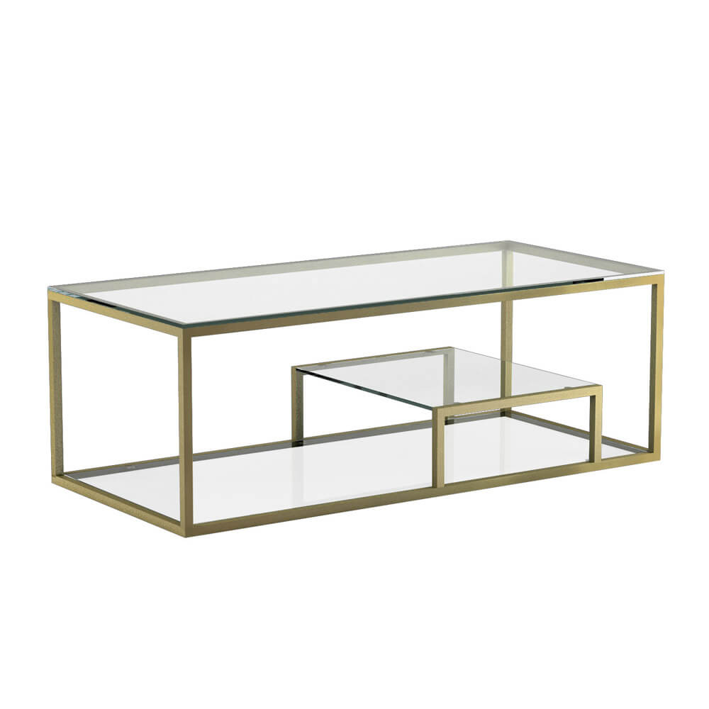 Barolo Gold Coffee Table