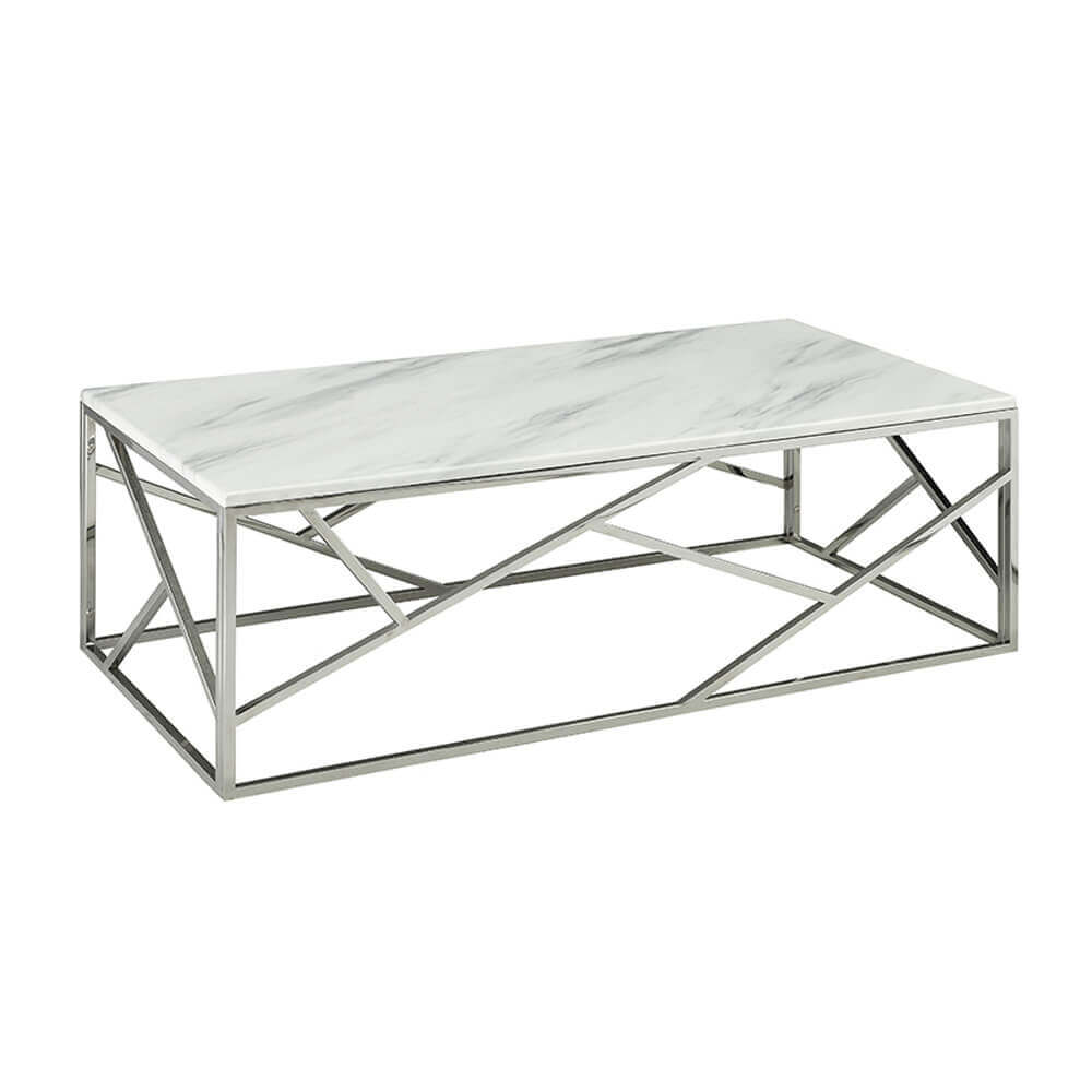 Carole Marble Coffee Table