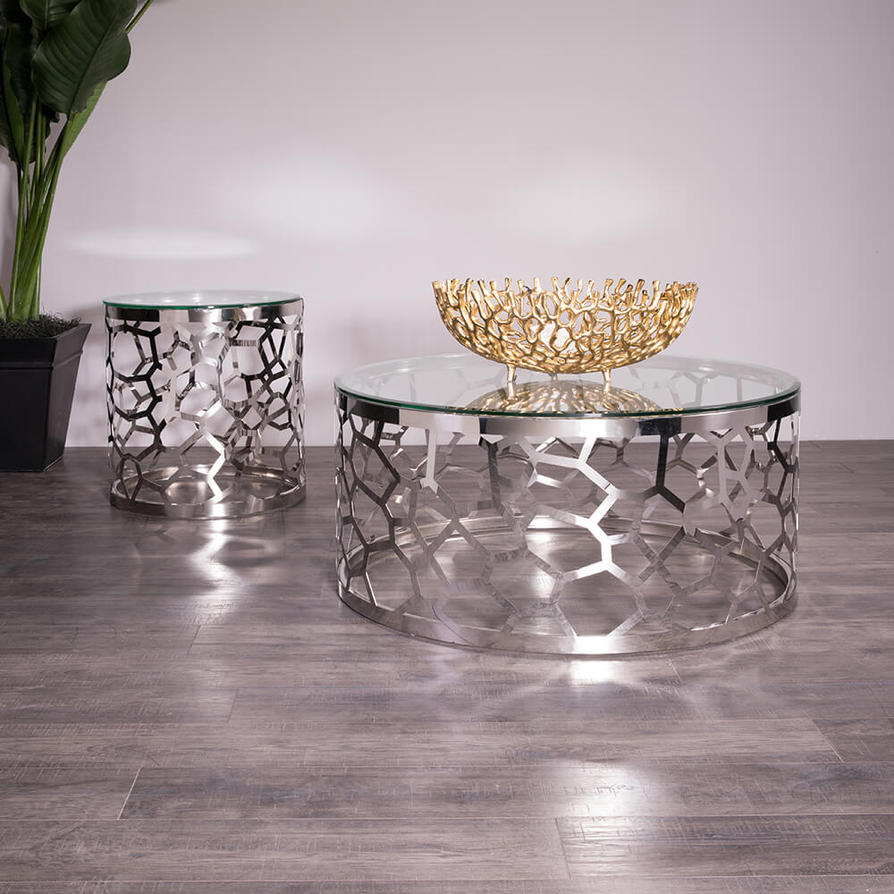 Wellington Silver Coffee Table