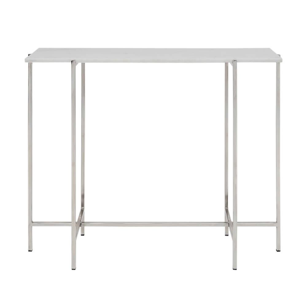Ida Silver Console Table