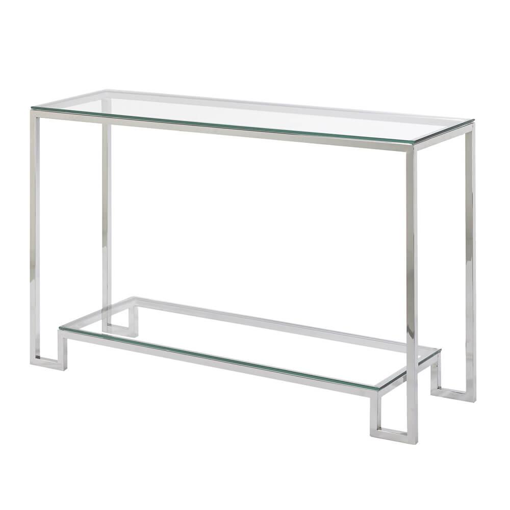 Krista Console Table: Condo Size