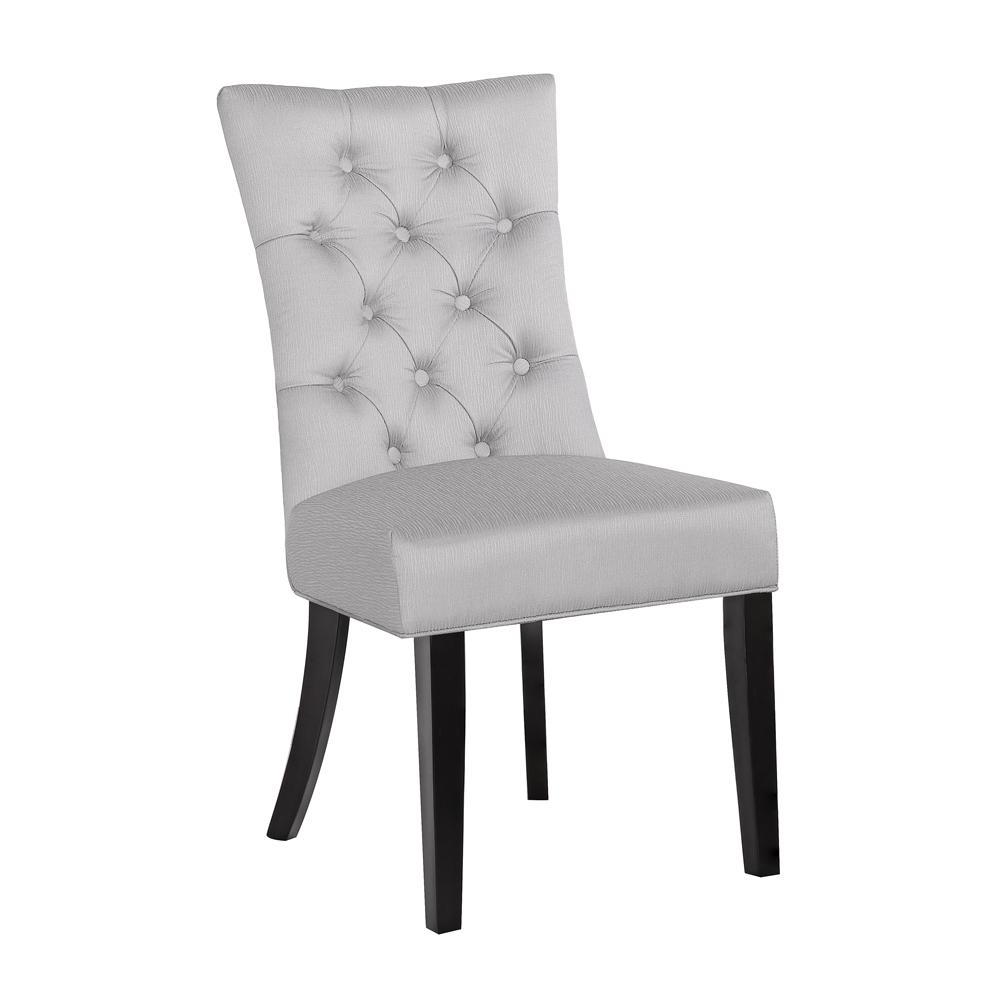 Becky Steel Fabric Chair