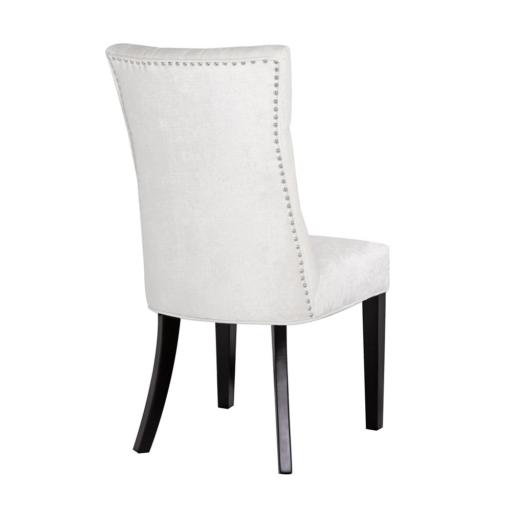 Becky Elizabeth Ivory Fabric Chair