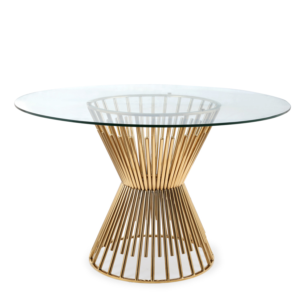 Monti Gold Dining Table