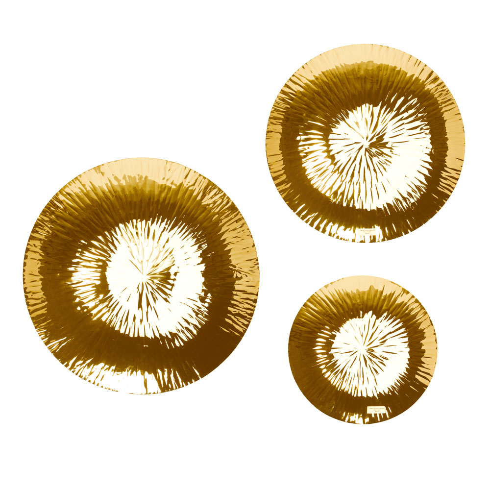 XC-38473 G Gold Wall Plates