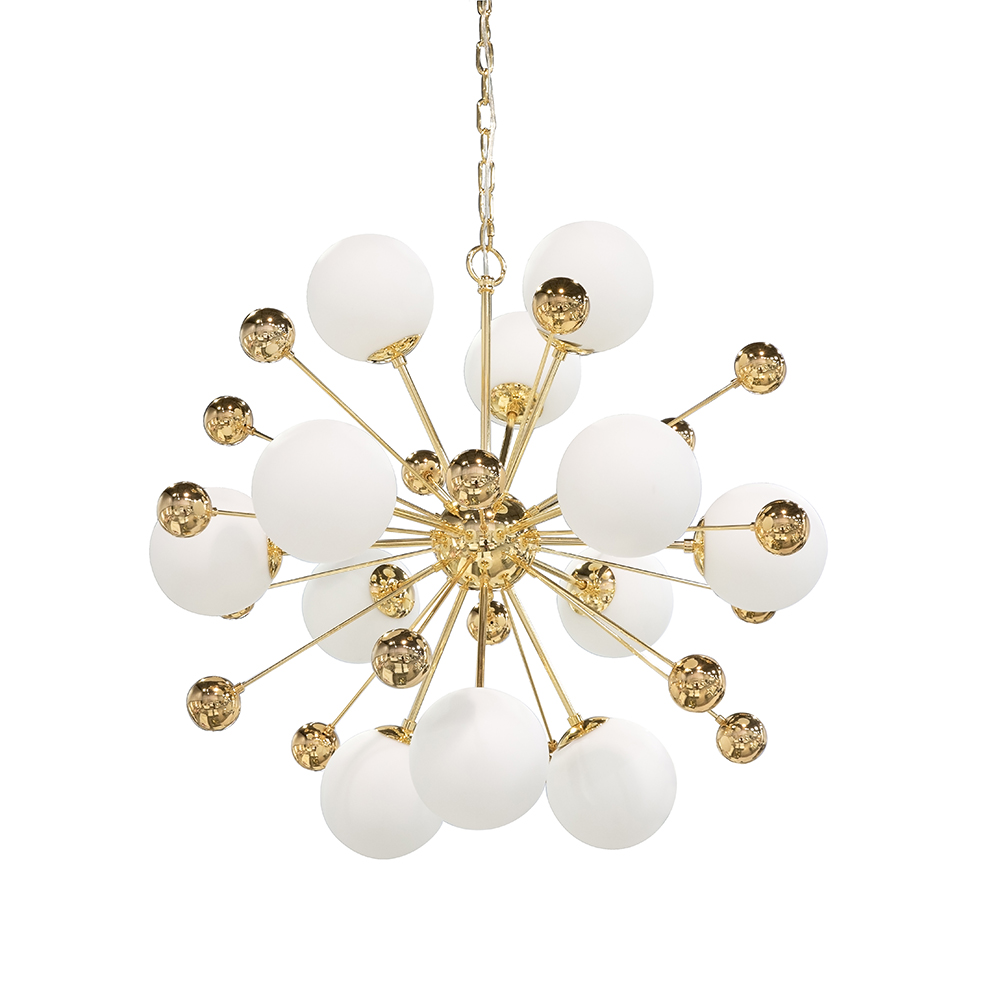 Estella Gold Chandelier