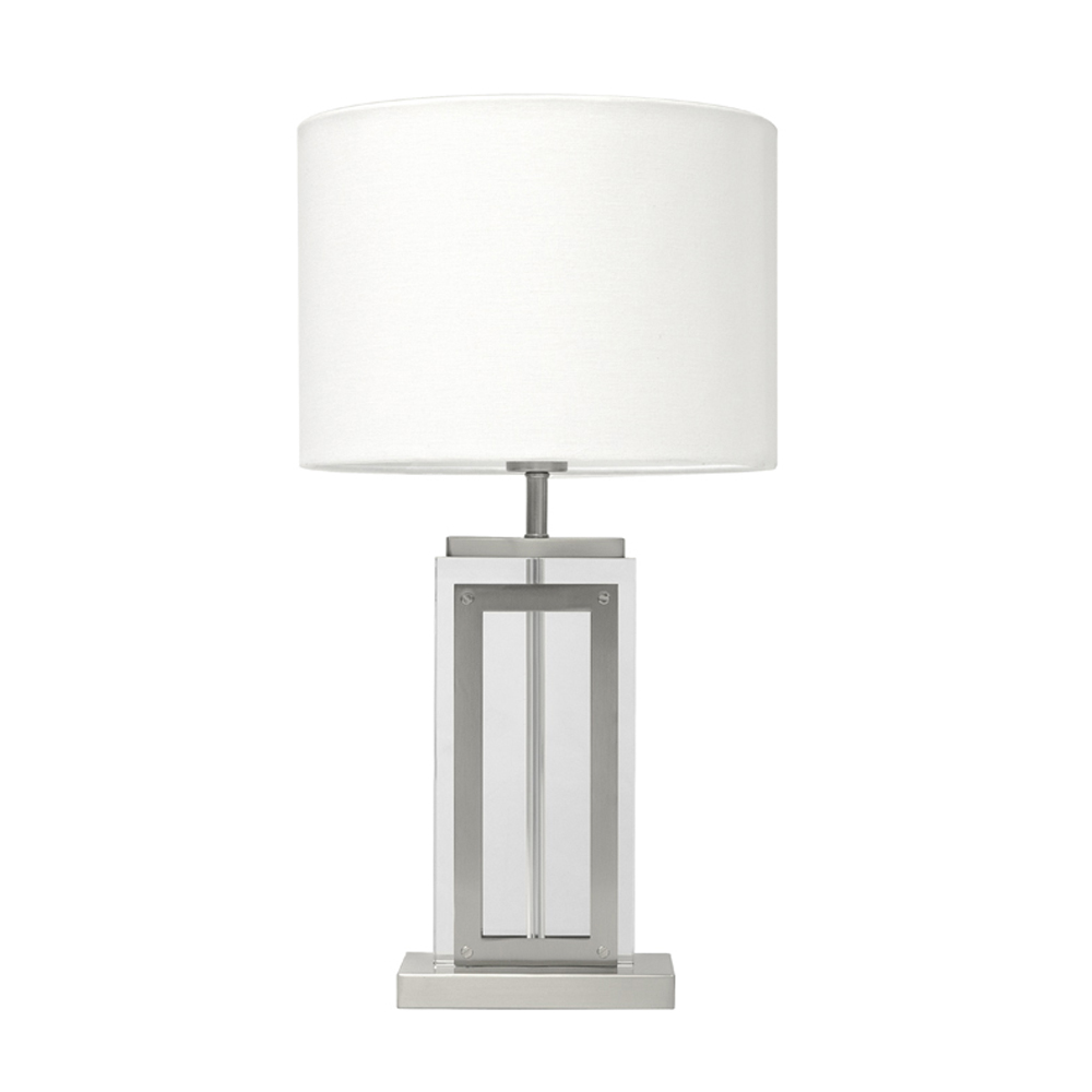 GY-0834T-1 Silver Lamp