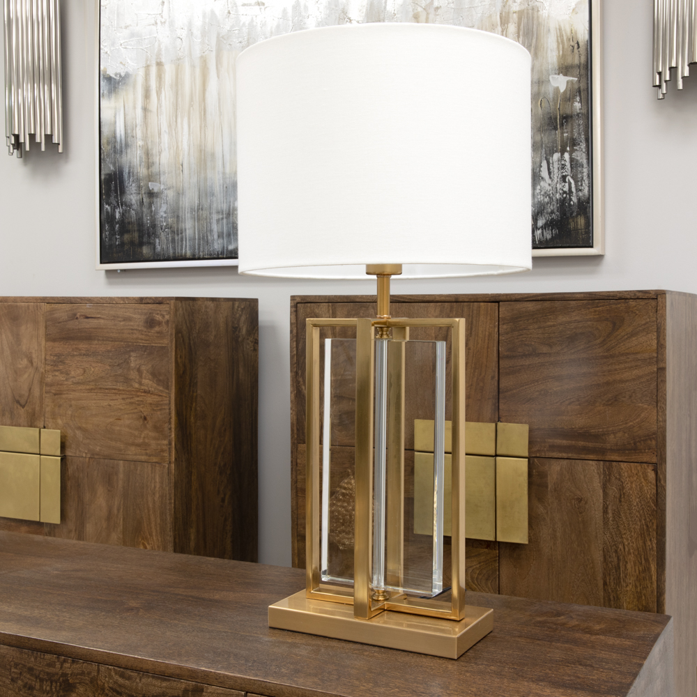 GY-3384TL Gold Lamp