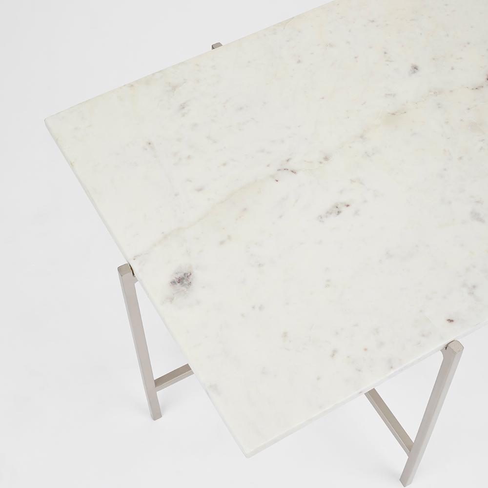 Ida Silver Coffee Table