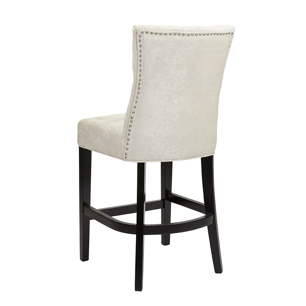 Becky Counter Chair: Morgan Ivory