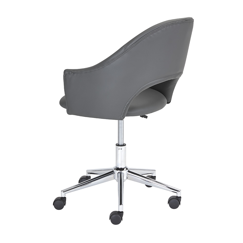 Castelle Grey PU Office Chair