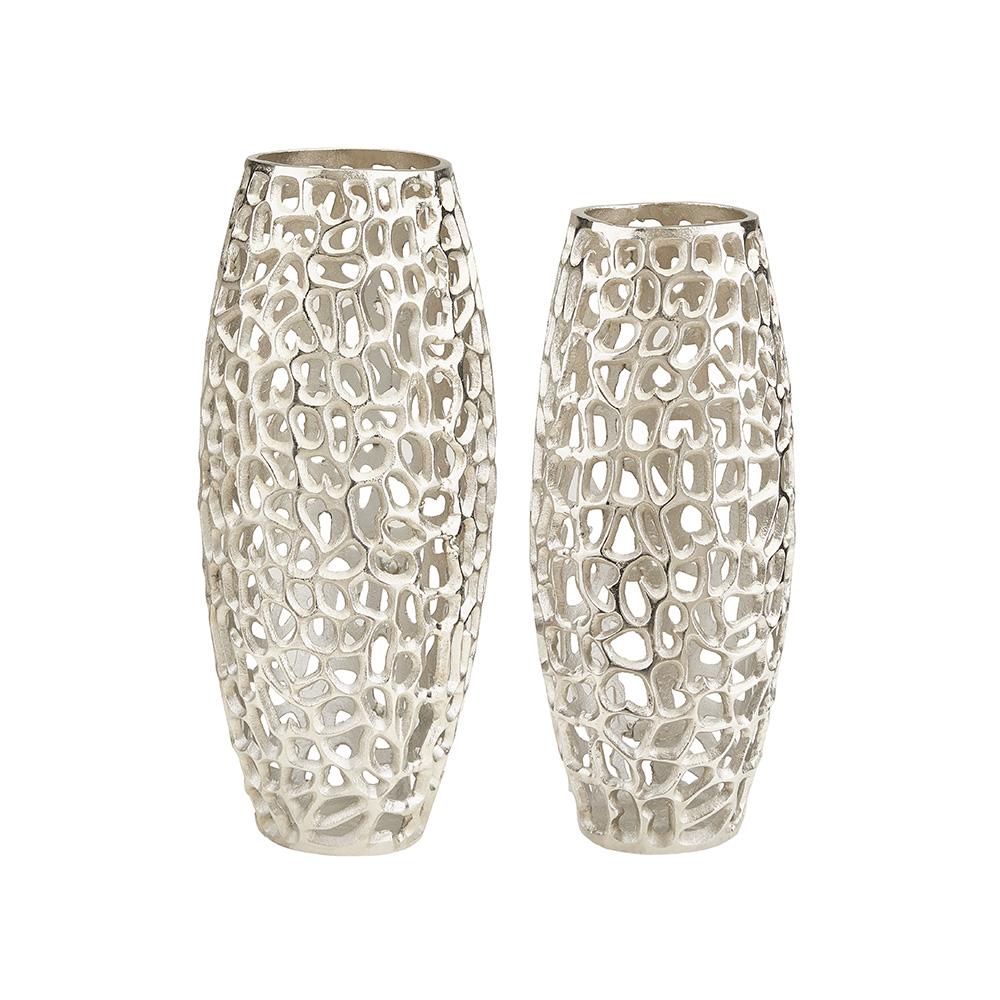 Decorative Flower Vases (set of 2)