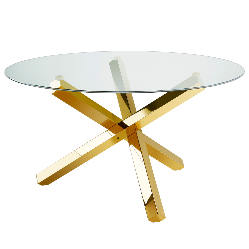 Helen Steel Dining Table