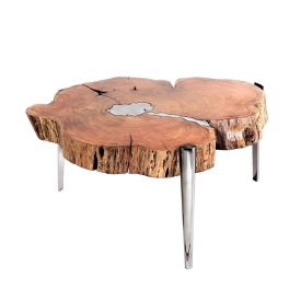 Akis Natural Coffee Table