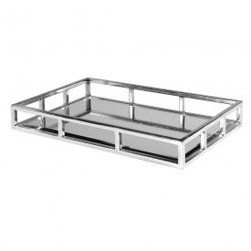 XC-1242/43 Silver Tray