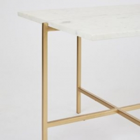 Ida Gold Coffee Table