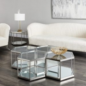 Swainson Silver Coffee Table