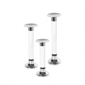 Acrylic Candle Holder XC-7561 A/B/C