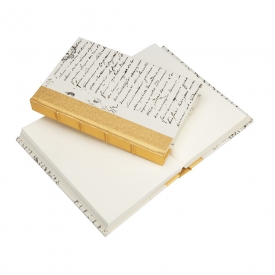 Gold Script Notebook