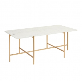 Ida Gold Coffee Table