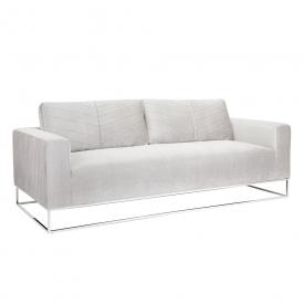 Franklin Sofa Grey Velvet