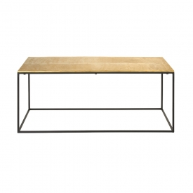Gold Aluminum Top Table
